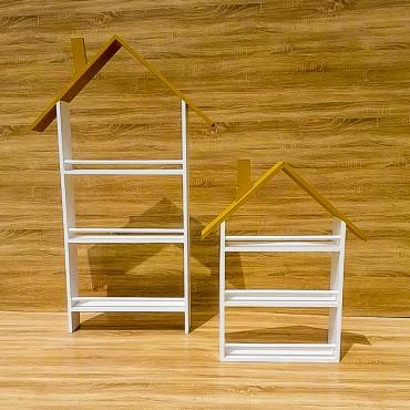 """Biblioteca model """"Casuta piticilor"""""""