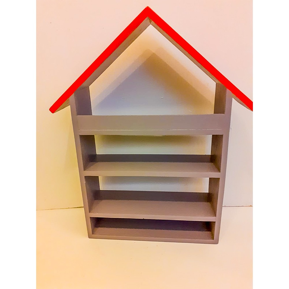 "Biblioteca model ""Casuta bunicii"""